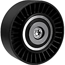 89518 Accessory Belt Idler Pulley - Direct Fit, Sold individually