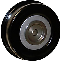 Dayco 89523 Accessory Belt Idler Pulley - Direct Fit, Sold individually