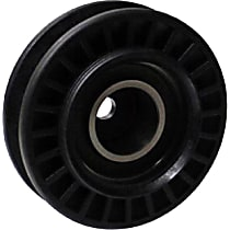 89536 Accessory Belt Idler Pulley - Direct Fit, Sold individually
