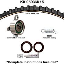 95036K1S Timing Belt Kit - Water Pump Not Included