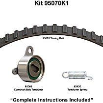 95070K1 Timing Belt Kit - Water Pump Not Included