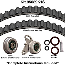 95089K1S Timing Belt Kit - Water Pump Not Included