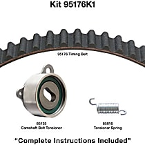 95176K1 Timing Belt Kit - Water Pump Not Included
