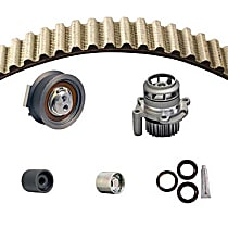 WP334K1AS Timing Belt Kit - Water Pump Included