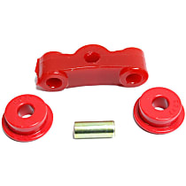 Energy Susp 16.1102R Shifter Bushing - Red, Direct Fit, Sold individually