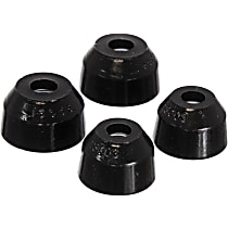 Energy Susp 16.13101G Ball Joint Boot - Black, Polyurethane, Direct Fit