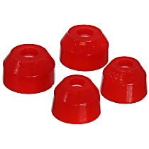 16.13101R Ball Joint Boot - Red, Polyurethane, Direct Fit