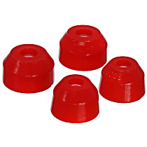 Energy Susp 16.13101R Ball Joint Boot - Red, Polyurethane, Direct Fit