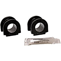 Sway Bar Bushing - Black, Polyurethane, Direct Fit, Set of 2