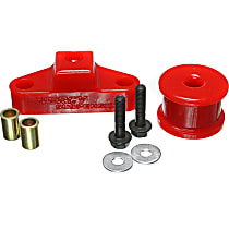 19.1102R Shifter Bushing - Red, Direct Fit