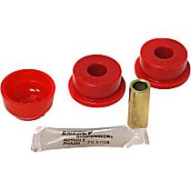 2.7102R Track Rod Bushing - Red, Polyurethane, Direct Fit