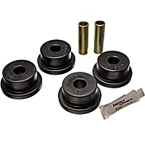 3.1104G Differential Carrier Bushing - Black, Polyurethane, Direct Fit