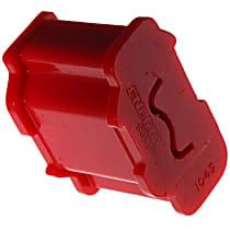 3.1112R Torque Rod Bushing - Red, Polyurethane, Direct Fit