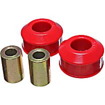 3.1143R Torsion Bar Bushing - Red, Polyurethane, Direct Fit