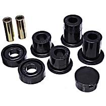 Differential Mount Bushing - Black, Polyurethane, Direct Fit, Kit