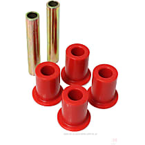3.2111R Shackle Bushing - Red, Polyurethane, Direct Fit