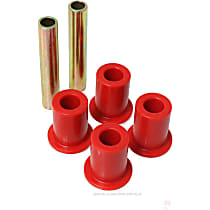 Energy Susp 3.2111R Shackle Bushing - Red, Polyurethane, Direct Fit