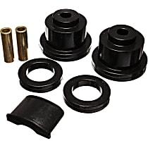 Energy Suspension 3.4125G Subframe Bushing - Black, Polyurethane, Direct Fit, Kit