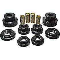 3.4169G Subframe Bushing - Black, Polyurethane, Direct Fit, Kit