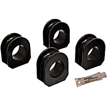 Energy Susp 3.5148G Sway Bar Bushing - Black, Direct Fit, Set of 2 Rear