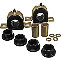 3.5180G Sway Bar Bushing - Black, Polyurethane, Direct Fit, Set of 2