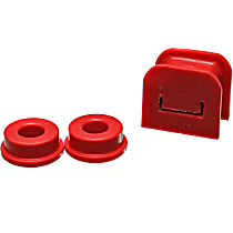 4.1131R Shifter Bushing - Red, Direct Fit, Set