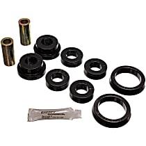 Energy Suspension 4.3119G Axle Pivot Bushing - Black, Polyurethane, Direct Fit