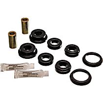 Energy Suspension 4.3121G Axle Pivot Bushing - Black, Polyurethane, Direct Fit