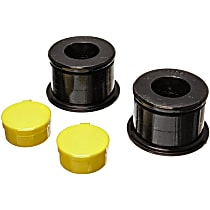 Energy Susp 4.7124G Trailing Arm Bushing - Black, Polyurethane, Direct Fit, Set of 2
