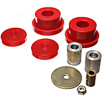Energy Suspension 5.1115R Differential Mount Bushing - Red, Polyurethane, Direct Fit