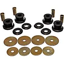 5.4105G Subframe Bushing - Black, Polyurethane, Direct Fit, Kit