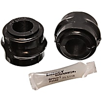 Energy Susp 5.5172G Sway Bar Bushing - Black, Direct Fit, Set of 2