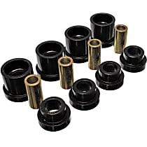7.1117G Subframe Bushing - Black, Polyurethane, Direct Fit, Kit