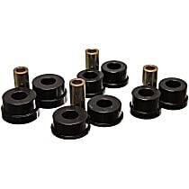 7.4103G Subframe Bushing - Black, Polyurethane, Direct Fit