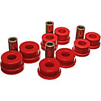 7.4103R Subframe Bushing - Red, Polyurethane, Direct Fit