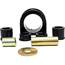 Energy Suspension 8.10103G Steering Rack Bushing - Black, Polyurethane, Direct Fit, Kit