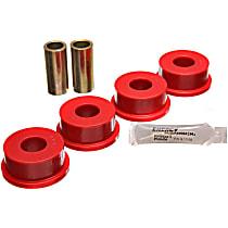 8.7101R Torsion Bar Bushing - Red, Polyurethane, Direct Fit