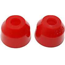 9.13101R Tie Rod End Boot - Red, Polyurethane, Direct Fit