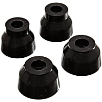 9.13127G Ball Joint Boot - Black, Polyurethane, Direct Fit
