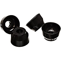 Ball Joint Boot - Black, Polyurethane, Direct Fit