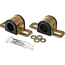 Sway Bar Bushing - Black, Polyurethane, Universal, Set of 2