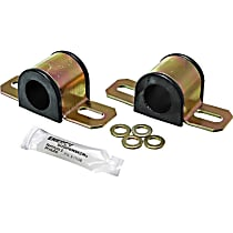 9.5116G Sway Bar Bushing - Black, Polyurethane, Universal, Set of 2