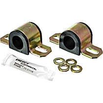 Energy Susp 9.5125G Sway Bar Bushing - Black, Polyurethane, Universal, Set of 2