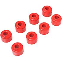 Energy Susp 9.8106R Sway Bar Link Bushing - Red, Polyurethane, Direct Fit, 2-end-link set