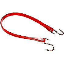 Energy Suspension 9.9024R Tie Down - Red, Polyurethane, Universal, Sold individually