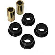 9.9105G Link Bushing - Black, Polyurethane, Universal