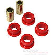 9.9105R Link Bushing - Red, Polyurethane, Universal