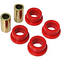 9.9106R Link Bushing - Red, Polyurethane, Universal