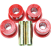 Energy Suspension 9.9488R Sway Bar Link Bushing - Red, Polyurethane, Universal, 2-end-link set