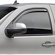 561521 Smoke Window Visor, Front, Driver and Passenger Side - Set of 2